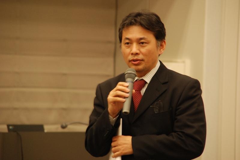 2007年アドバンスコースでの坂井先生のシェアはその先を走る先生からの貴重なシェアでした。