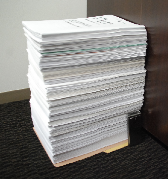 なんと、2008年経営塾ベーシックコース第4回に提出された実践事例の数は2千件を超えたのです!!