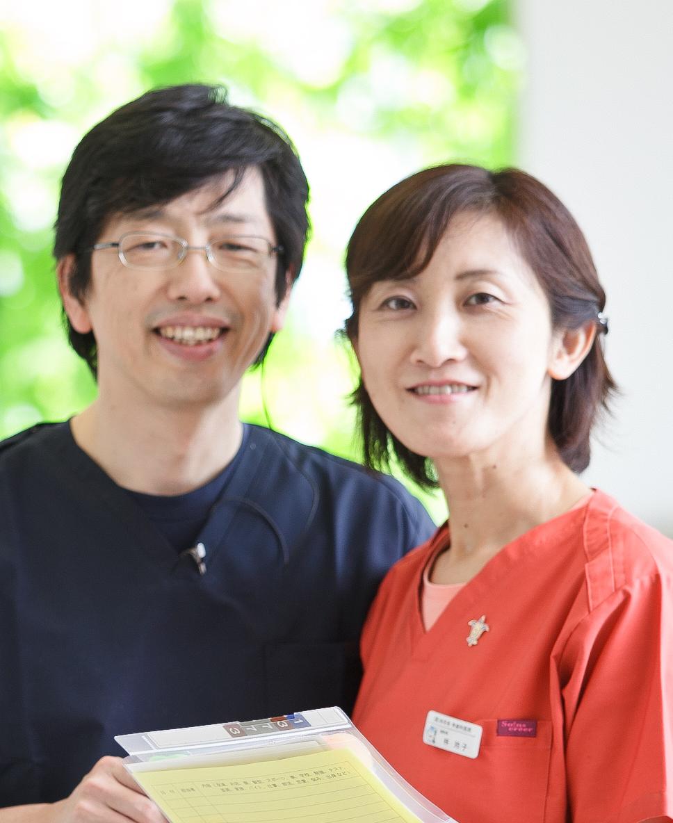 三重県開業 医療法人尚志会 林歯科医院 院長 林 尚史 先生 副院長 林 玲子 先生